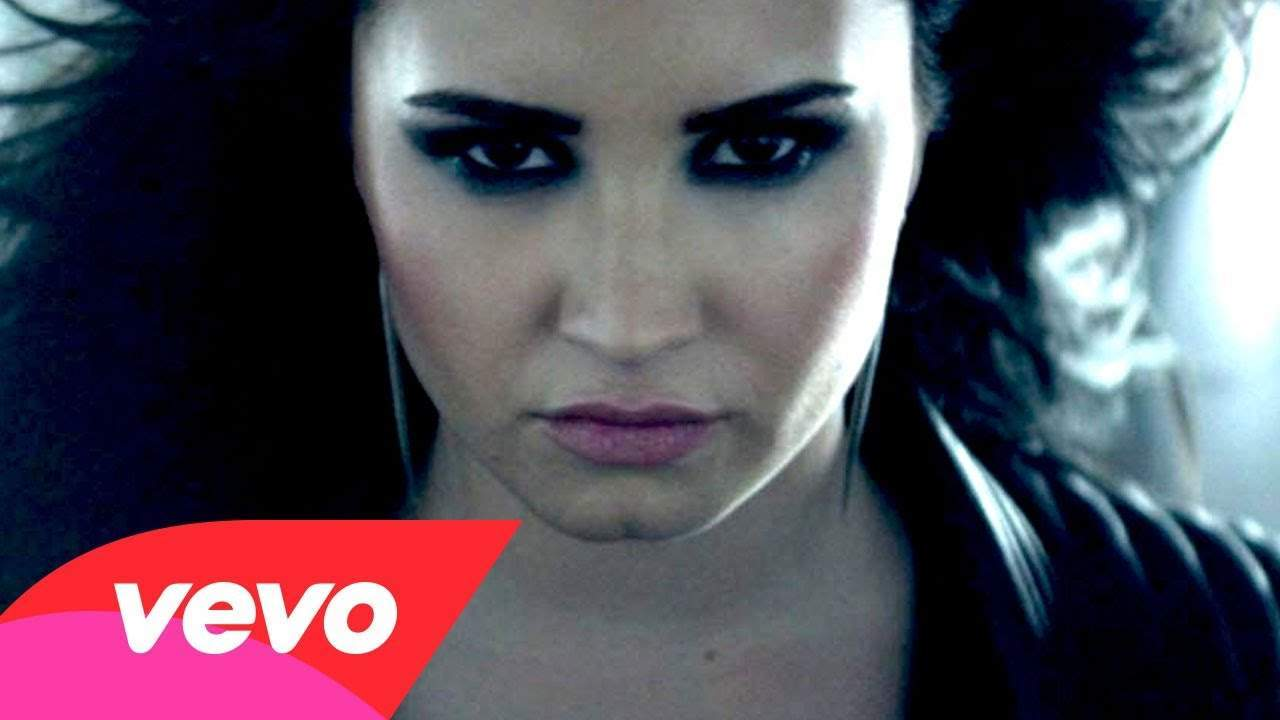 Demi Lovatos Heart Attack Lovato Lyrics Video Youtube